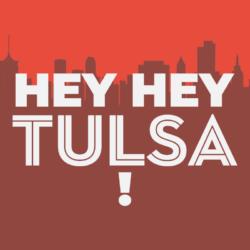 Hey Hey Tulsa - Logo